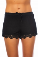 1050-carryl Noir - Ensemble caraco / short, image n° 4