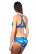 1180-dille Bleu - Ensemble soutien-gorge / tanga, image n° 2