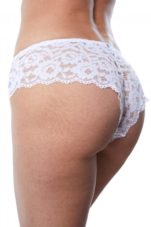 Adina-sh Blanc - Shorty