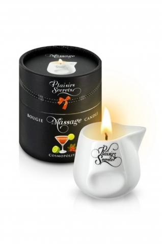Bougie massage cosmopolitan 80ml - Massage & gels stimulants