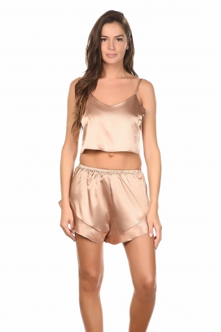 Caray Caramel - Ensembles caraco / short