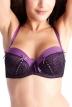 Cleo Violet - Soutien-gorge / String, image n° 4