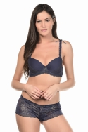 Diamy Marine - Ensemble soutien-gorge / shorty, image n° 1