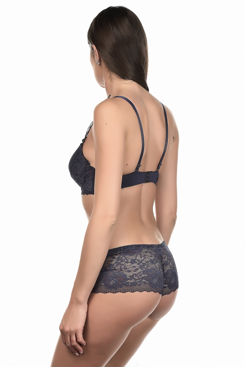 Diamy Marine - Ensemble soutien-gorge / shorty