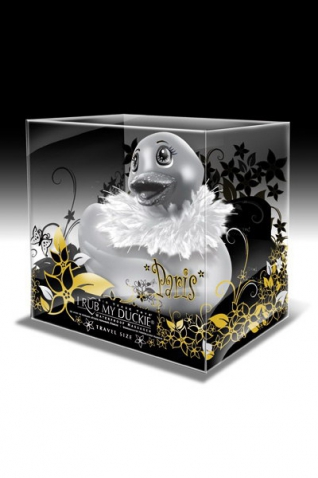 Duckie paris travel silver - Sextoys