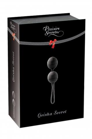 Geisha secret black - Sextoys