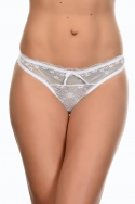 Grease Blanc - Ensemble soutien-gorge / string, image n° 4