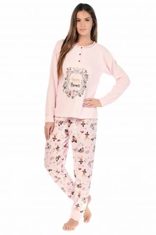 Happy Rose - Ensembles pyjama
