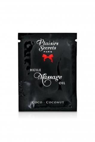 Huile coco - Massage & gels stimulants