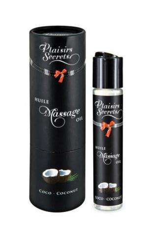 Huile massage coco 59ml - Massage & gels stimulants