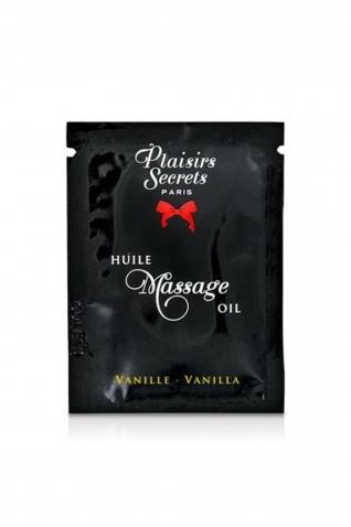 Huile vanille - Massage & gels stimulants
