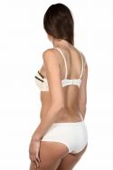 Lisy Blanc - Ensemble soutien-gorge / shorty, image n° 2
