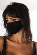 Lot de 3 masques Noir / Bordeaux / Marine - Accessoire, image n° 10