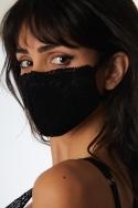 Lot de 3 masques Noir / Bordeaux / Marine - Accessoire, image n° 3