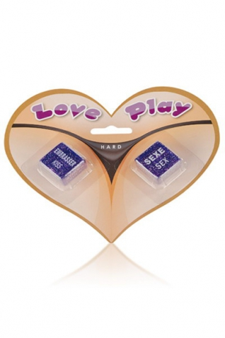Love play hard - Jeux coquins