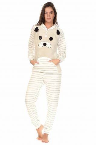 Oreilles Gris - Ensembles pyjama