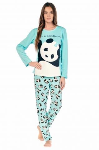 Pandicorn Vert - Ensembles pyjama