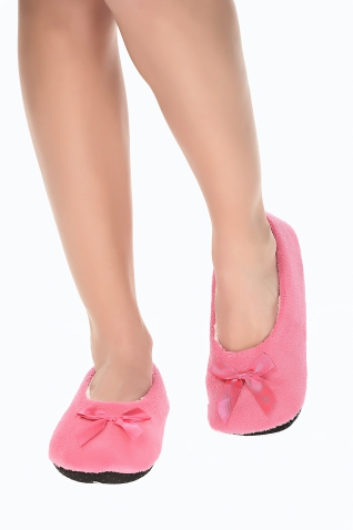 Chausson Hi Style Charnelle - Sassy - Couleur Rose - Taille 35-38