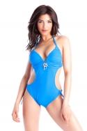 Turino Bleu - Maillot de bain, image n° 1