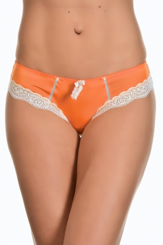 9446-c Orange - Culotte