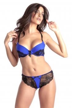 Anthea Bleu - Soutien-gorge / Tanga