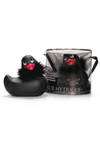 Duckie paris black travel - Sextoys