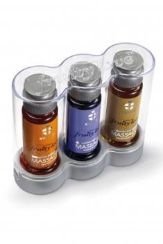 Fruity l.massage 3x50ml apric... - Massage & gels stimulants