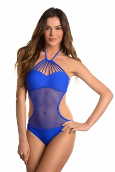 Girly Bleu - Maillot de bain
