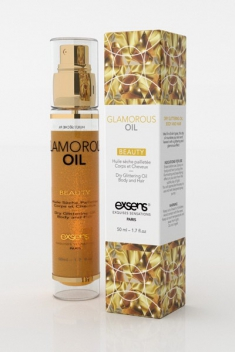Glam oil 50ml - Massage & gels stimulants