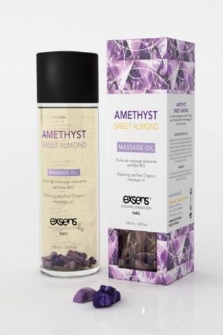 Huile mass.bio amandedouce 100ml - Massage & gels stimulants