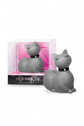 I rub my kitty travel size grey - Sextoys