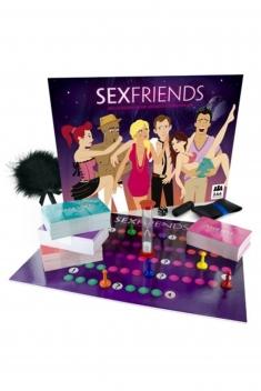 Jeu sexfriends - Jeux coquins