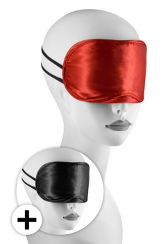 Love masks red and black - Sextoys