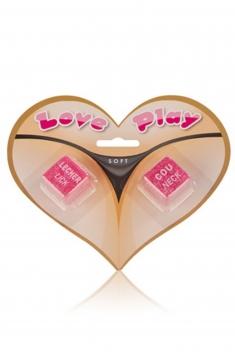Love play soft - jeu de des soft - Jeux coquins