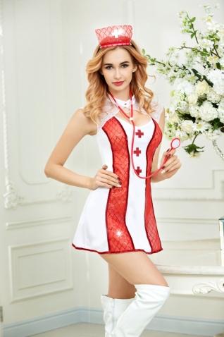Nurse Rouge - Coquin