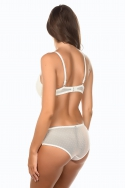Pattys Blanc - Ensemble soutien-gorge / shorty, image n° 3