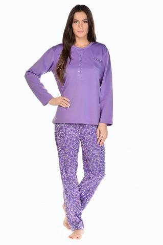 Sadou Parme - Ensembles pyjama