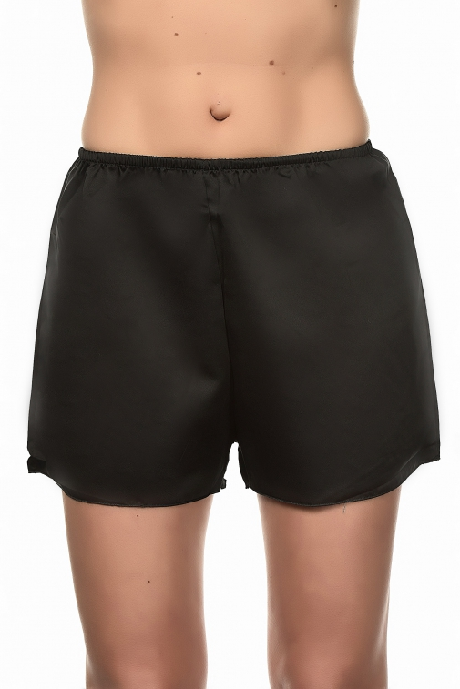 Saty Noir - Ensemble caraco / short