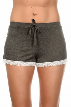 Short Danina Anthracite - Nuit