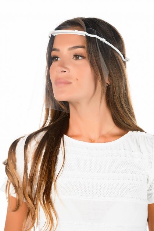 Visiere Blanc - Accessoire